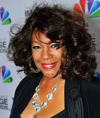 Singer Mary Wilson arrives at the 43rd NAACP Image Awards held at The Shrine Auditorium on February 17, 2012 in Los Angeles, California.