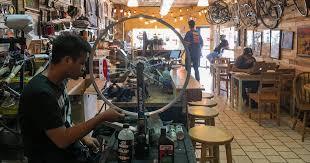 How a Francisville <b>bike shop</b>-cafe <b>combo</b> defies gentrification ...