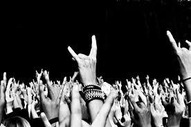 Image result for rock hand sign