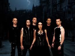 Официальный мерч и атрибутика Within Temptation - <b>футболки</b> ...