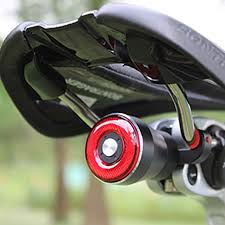 <b>Bike</b> Smart Tail <b>Light Q5 Bicycle</b> Brake Sensing Flashlight <b>Cycling</b> ...