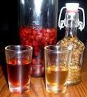 Рецепты настоек на спирту и кедровых о