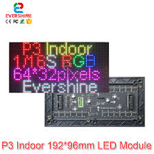 <b>P3 Indoor</b> SMD2121 1/16 Scan 3in1 RGB <b>Full Color</b> LED Display ...