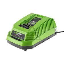 <b>Зарядное устройство Greenworks</b> G40C (2904607) БЕЗ АККУМ ...