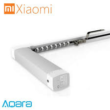 Электрокарнизы <b>Xiaomi</b> Aqara Smart Curtain Controller
