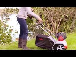 <b>Аэратор бензиновый</b> AL-KO <b>Comfort 38</b> P Combi Care - YouTube
