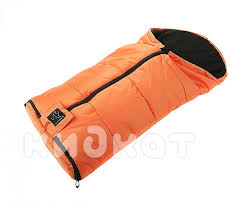<b>Конверт Kaiser</b> Thermo (Jogger Aktion) <b>флисовый</b> оранжевый ...