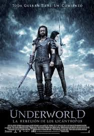 underworld licantropos