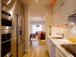 Contemporary Galley Kitchen Kitchen Layout Templates 6 Different Designs Hgtv