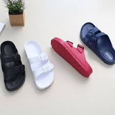 unisex <b>slippers</b> / two <b>buckle slippers</b> / EVA <b>slippers</b> / sports <b>slippers</b>