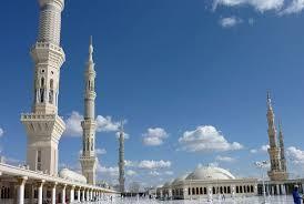 Hasil gambar untuk ruang masjid nabawi