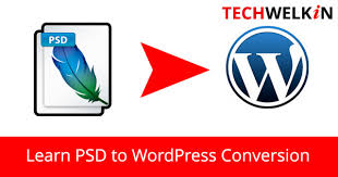 Turn Your PSD File into WordPress Theme