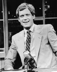 David Letterman 1990's