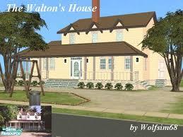Wolfsim     s The Walton    s House