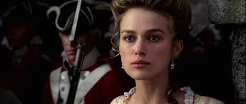 Image result for pirate of the caribbean elizabeth swann and her dad
