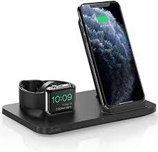 Seneo New Version Dual <b>2 in 1 Wireless</b> Charger, Apple: Amazon ...