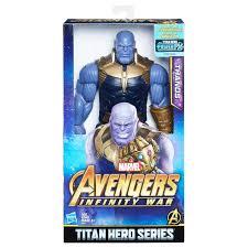 Купить <b>фигурка Hasbro Avengers</b> E0572 Таноса Титаны, цены в ...