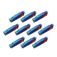 TOOLOOK <b>10pcs</b> HRC45 Blue Nano <b>MGMN300</b>-<b>M</b> 3mm Carbide ...
