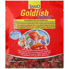 <b>Корм Tetra Goldfish</b> Colour для улучшения окраса золотых рыб ...