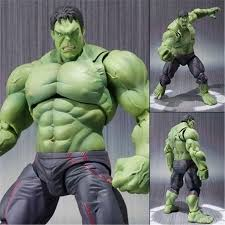 <b>Super</b> Hero The Avengers Movie Hulk Juguetes PVC Model ...