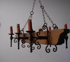 wrought iron wooden chandelier and wood lights on pinterest amazing wooden chandelier