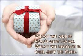 Image result for god's gift jesus