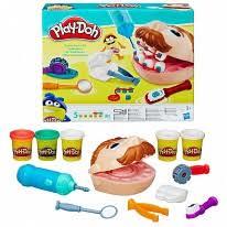 Пластилин <b>Play</b>-<b>Doh</b> (<b>Плей До</b>) <b>Hasbro</b>