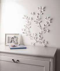 umbra wallflower wall decor white set: amazon umbra wallflower wall daccor set of  black home umbra