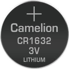 <b>CR1632</b>, Элемент питания литиевый (1шт) 3В | купить в розницу ...
