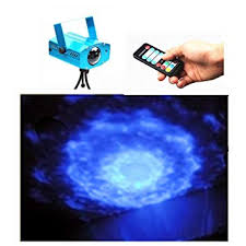 ELEOPTION 7 Color Remote 3W RGB LED Water ... - Amazon.com