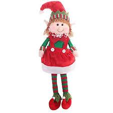 FunPa <b>Plush</b> Doll Toy <b>Fashion Cute</b> Elf Doll Ornament Desktop ...