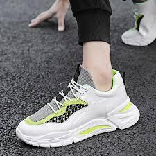 Shoes Men Sneakers <b>Four Seasons Men's Shoes</b> Catwalk Fashion ...
