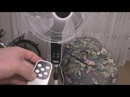 Видеобзор от покупателя на <b>Вентилятор напольный Zanussi</b> ZFF ...