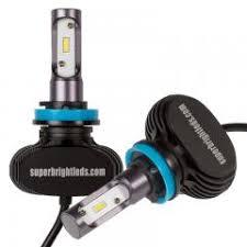 <b>LED Headlight</b> & Fog Light Bulbs - <b>Super Bright</b> LEDs