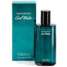 <b>Davidoff Cool Water</b> for Men Туалетная вода 75 мл | Мята, Вода ...