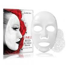<b>Очищающая баббл</b>-<b>маска</b> для лица DOUBLE DARE OMG с ...