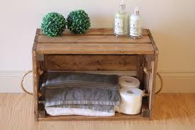 shelf towel racks rustic wooden crate rustic bathroom storage bathroom shelf rustic towe