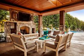 covered patio designs home ideas