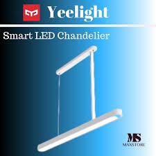 <b>Yeelight Meteorite</b> Smart <b>LED</b> Chandelier Pendant Ceiling Lights ...