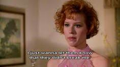 Pretty in Pink on Pinterest | Molly Ringwald, Andrew Mccarthy and ... via Relatably.com