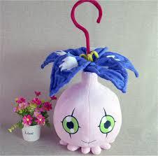 <b>digimon Digital Monsters toys</b> anime Pyocomon plush toy 45cm ...