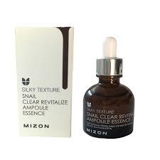 MIZON Snail Clear Revitalize <b>Ampoule Essence</b> 30ml Moisturizing ...