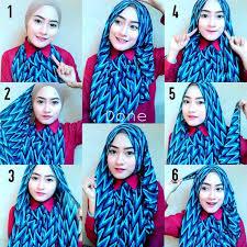 tips memakai jilbab yang trendi dan stylist