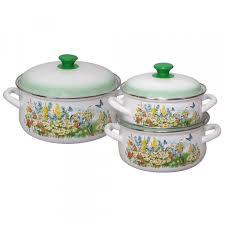 <b>Наборы эмалированной посуды</b> — купить в интернет-магазине ...