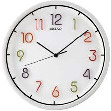 <b>Настенные часы Seiko QXA447HN</b> - продажа и доставка по РФ ...