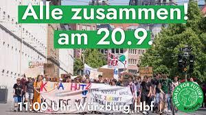 Parents for Future Würzburg   Parents For Future