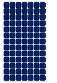 Solar photovoltaic cell panel