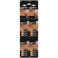 5009139/5008091 <b>Duracell LR6</b>-<b>4BL</b> BASIC 4*4 (16/208/18304)