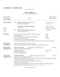 simple format resume sample resume format for high school students       how to