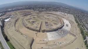 apple campus 2 construction video august 2014 shot with gopro youtube apple new office